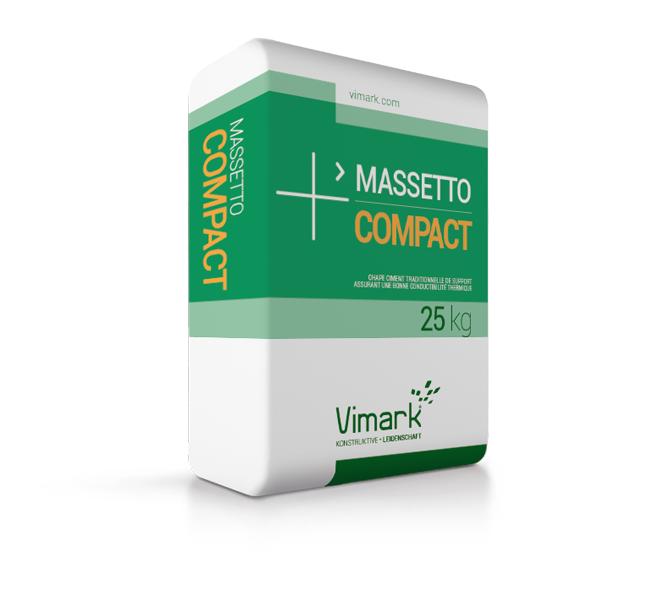 Massetto radiante COMPACT