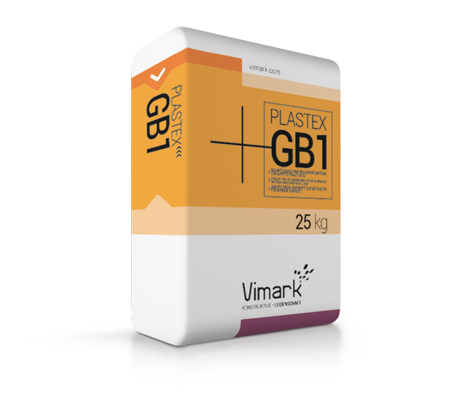 Rasatura fine per interni PLASTEX GB1