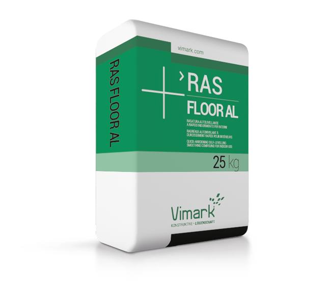 Livellante per pavimentazioni RAS FLOOR AL