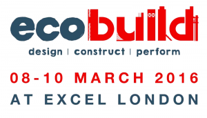Ecobuild: 8-10 March, London