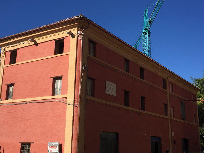 Il restauro delle scuderie di Palazzo Leopardi a Recanati