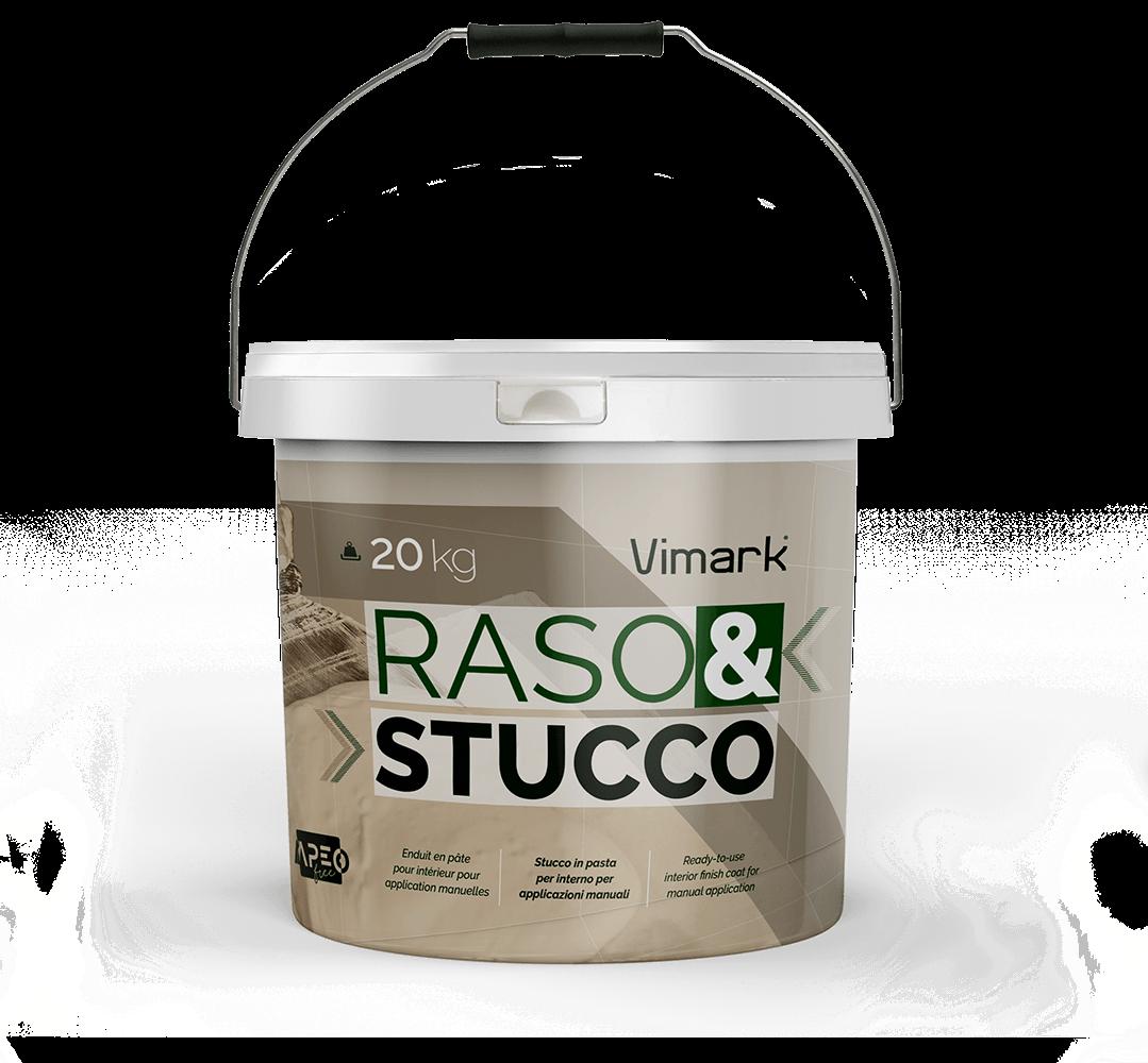 Stucco in pasta RASO&STUCCO